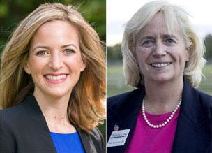 Jocelyn Benson (D) and Mary Treder Lang (R) are running for Michigan Secretary of State in the Nov. 6 general election.