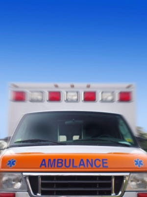 A pedestrian was seriously injured in a crash Friday night in Eaton Rapids.