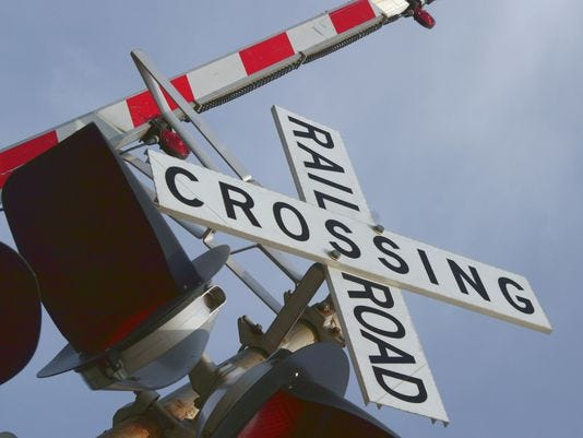 Railrod Crossing