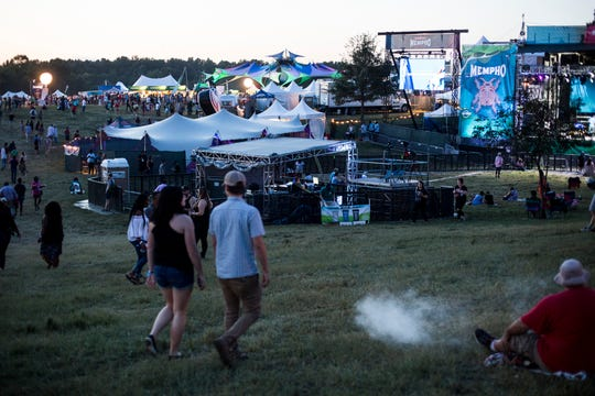 This year's Mempho Music Festival is Oct. 19-20 at Shelby Farms Park.
