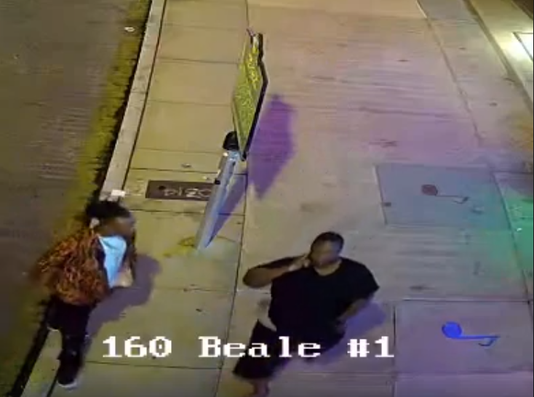 Beale Street Robbery Suspects