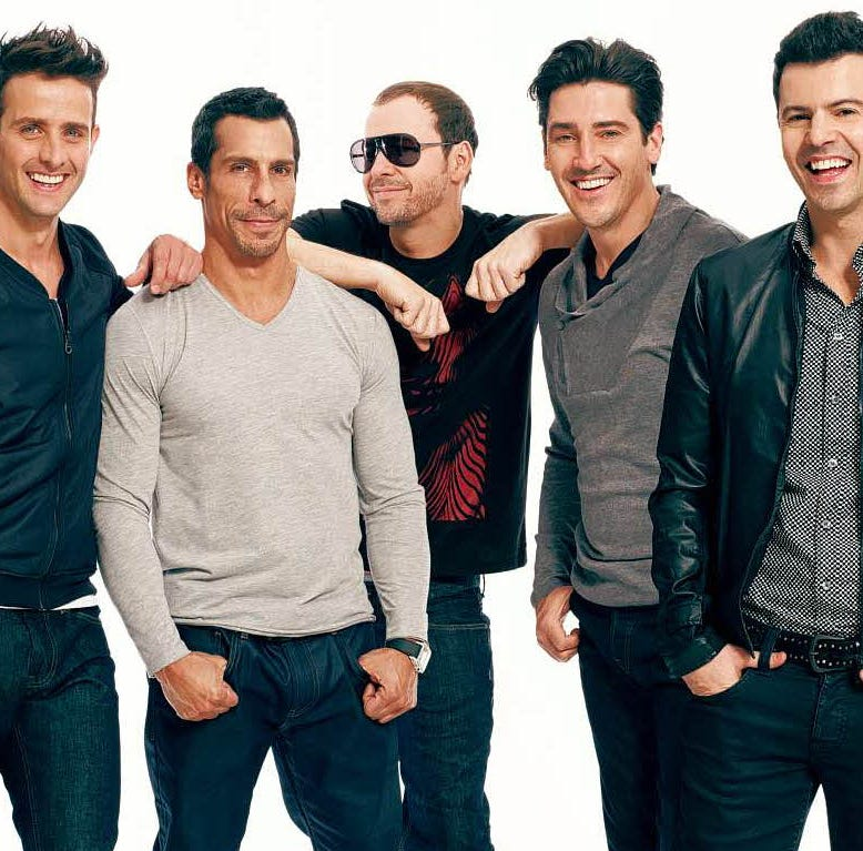 Here's when New Kids on the Block will hit Corpus Christi
