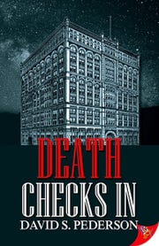 """Death Checks In"" by David S. Pederson."