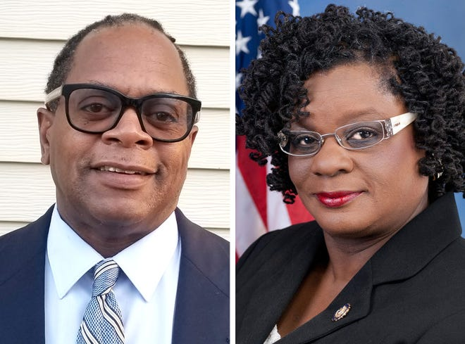 Republican Tim Rogers is challenging Democratic U.S. Rep. Gwen Moore in the 4th Congressional District race.