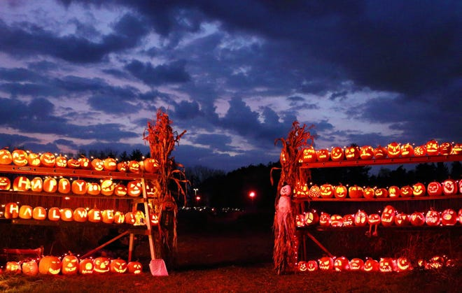 The Fright Hike returns to Lapham Peak State Park in Delafield Oct. 12-13.