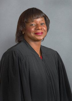 Chief Judge Felicia Toney Williams of the Louisiana Second Circuit Court of Appeal