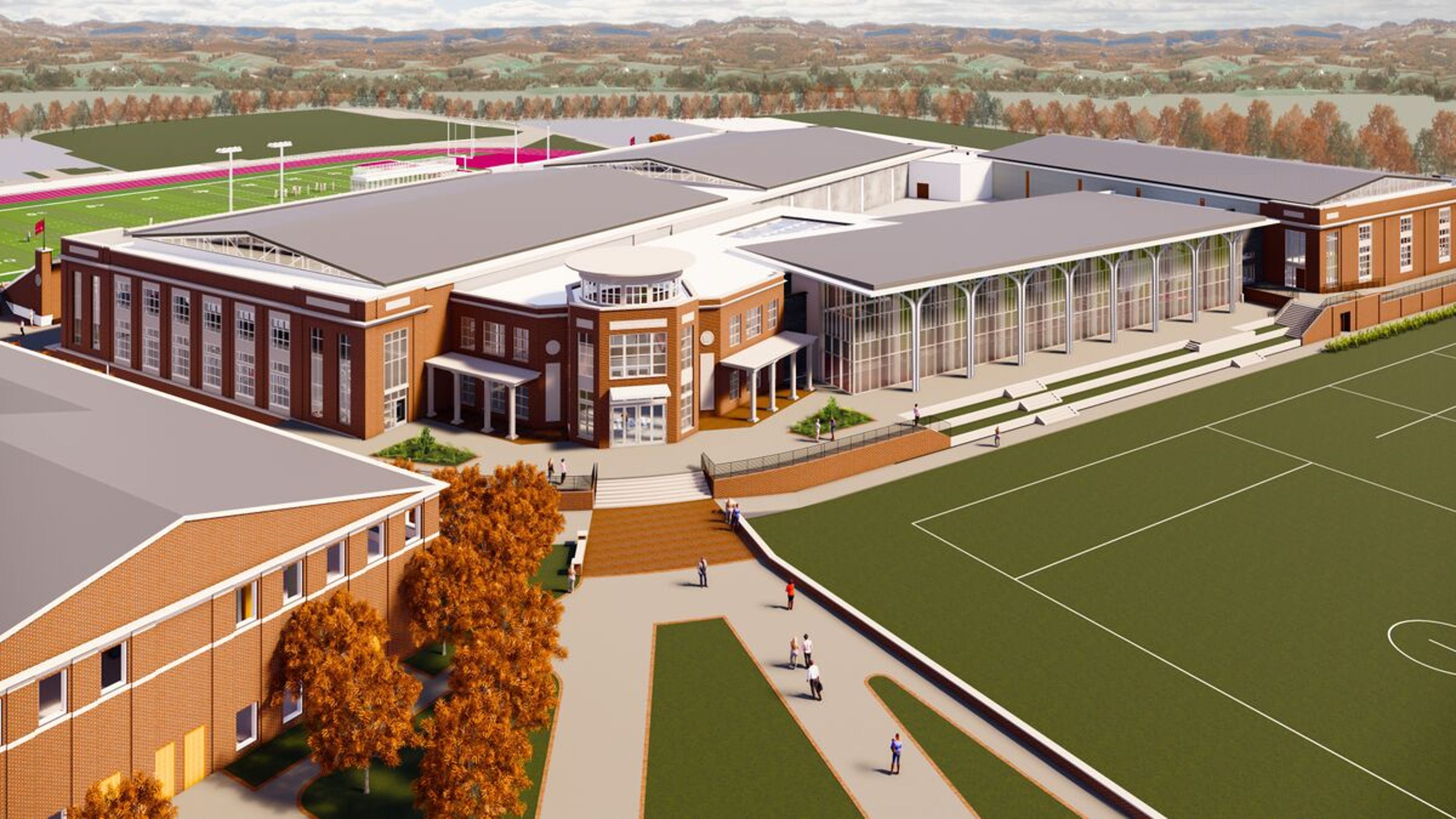 a53b8be8fe9ac0 Montgomery Bell Academy announces plans to improve athletic facilities