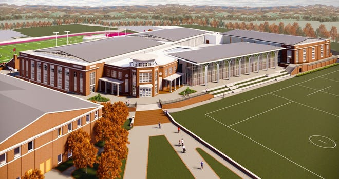 MBA recently announced plans to improve the school's athletic facilities.
