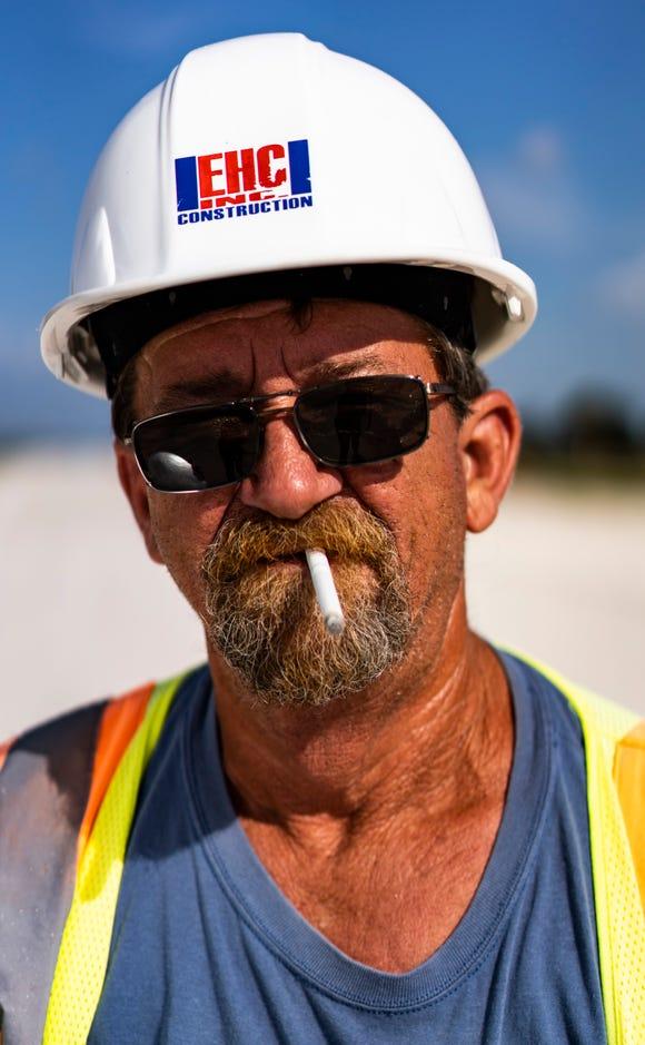 Bud Davis,62, a native of Virginia.