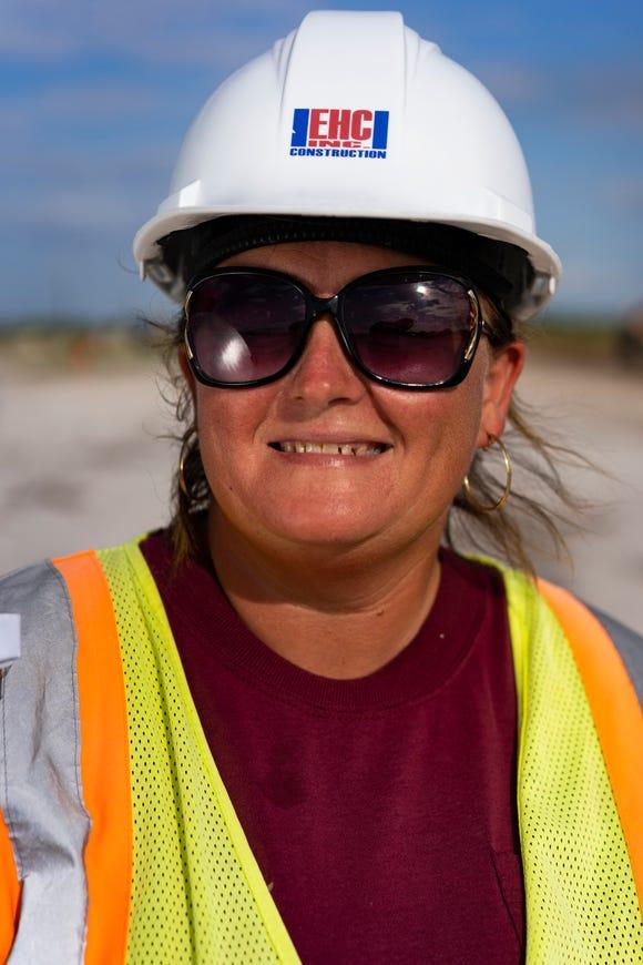 Amanda Berry, 38, a native of Florida.