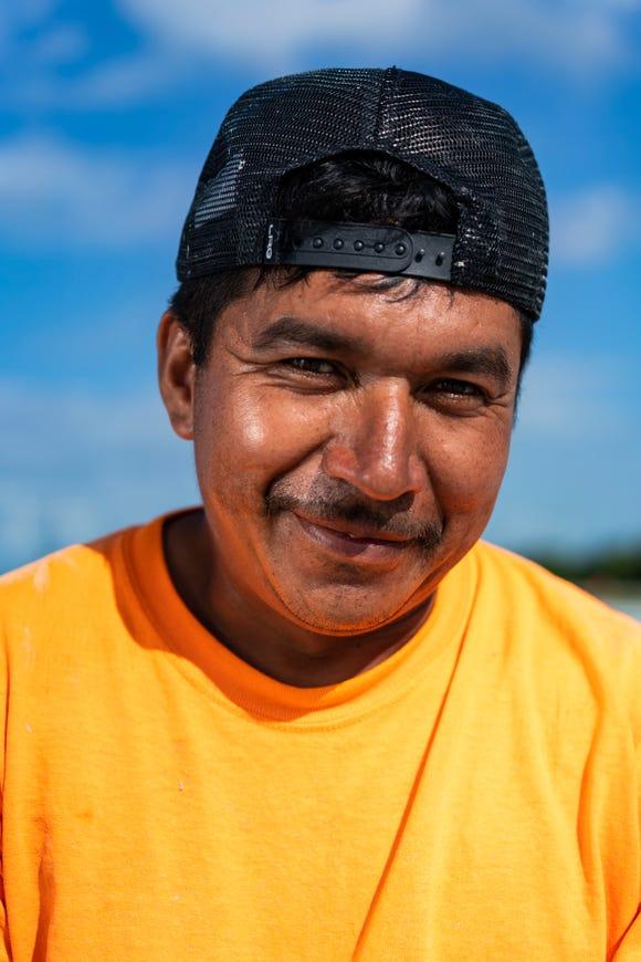 Abi Morels, 35, a native of Mexico.