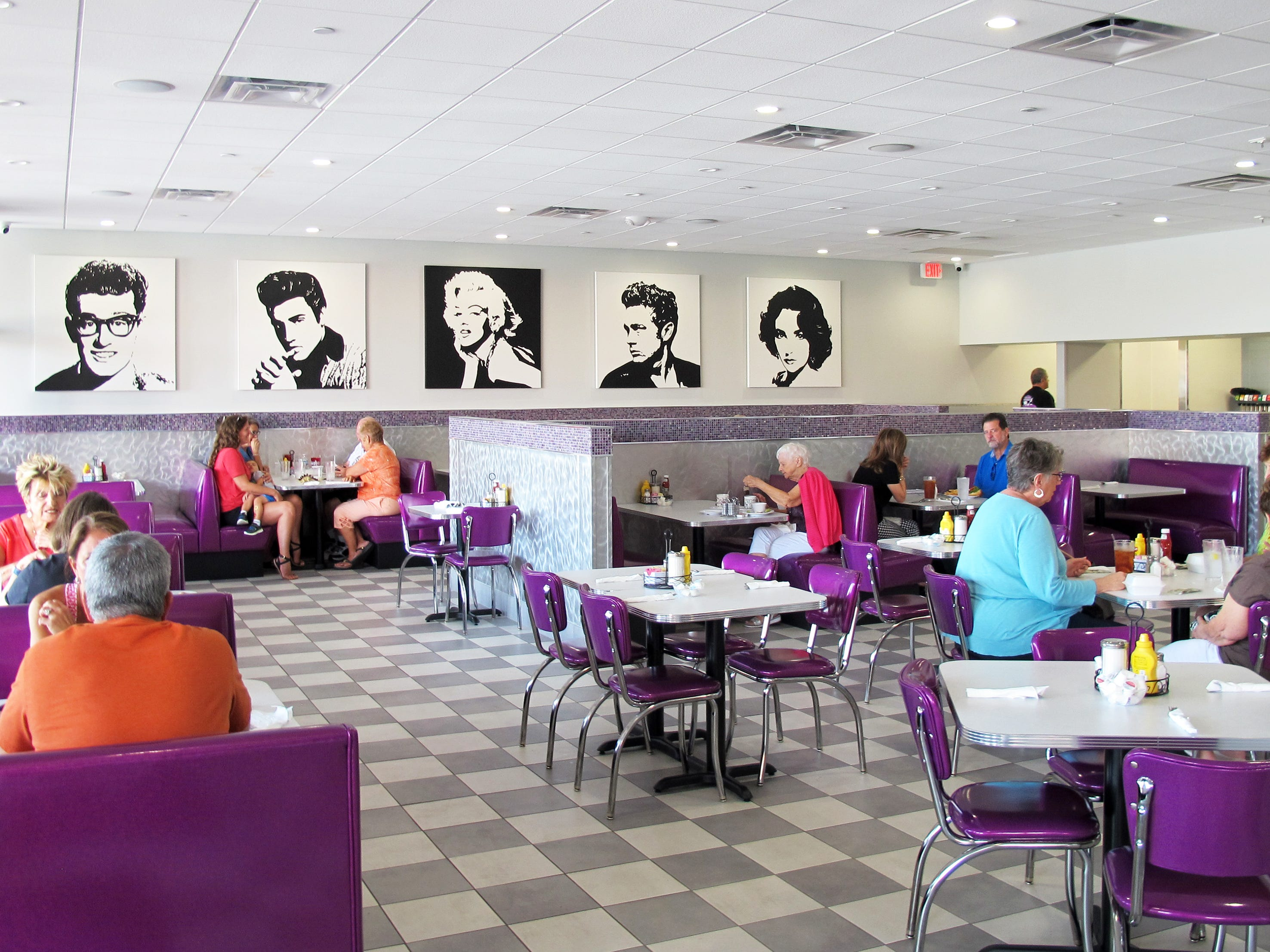 LuLu B's Diner recently opened in Green Tree Center on the southwest corner of Airport-Pulling and Immokalee roads in North Naples.