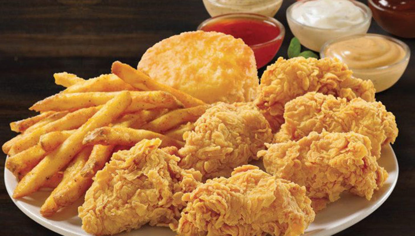 Popeyes Fried Chicken Restaurant Coming To Bonita Springs