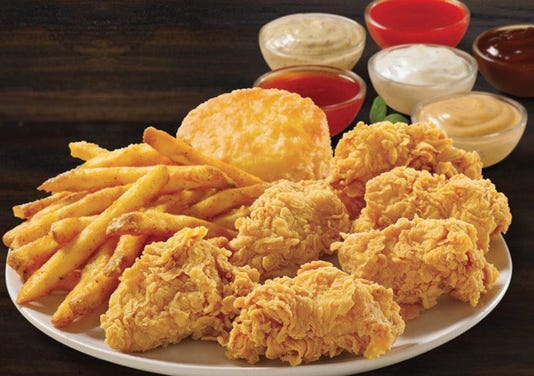 Popeyes Fried Chicken Restaurant Coming To Bonita Springs