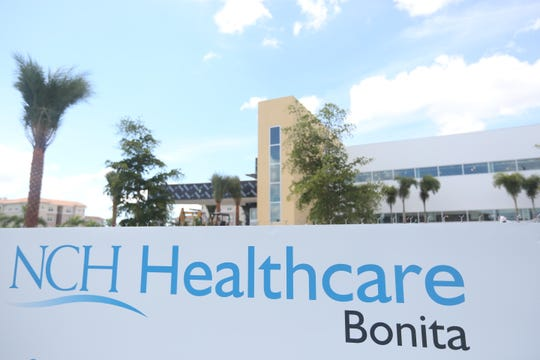The new NCH Healthcare System facility at the north edge of Bonita Springs is set for partial completion in December with the opening of a dozen emergency room beds.