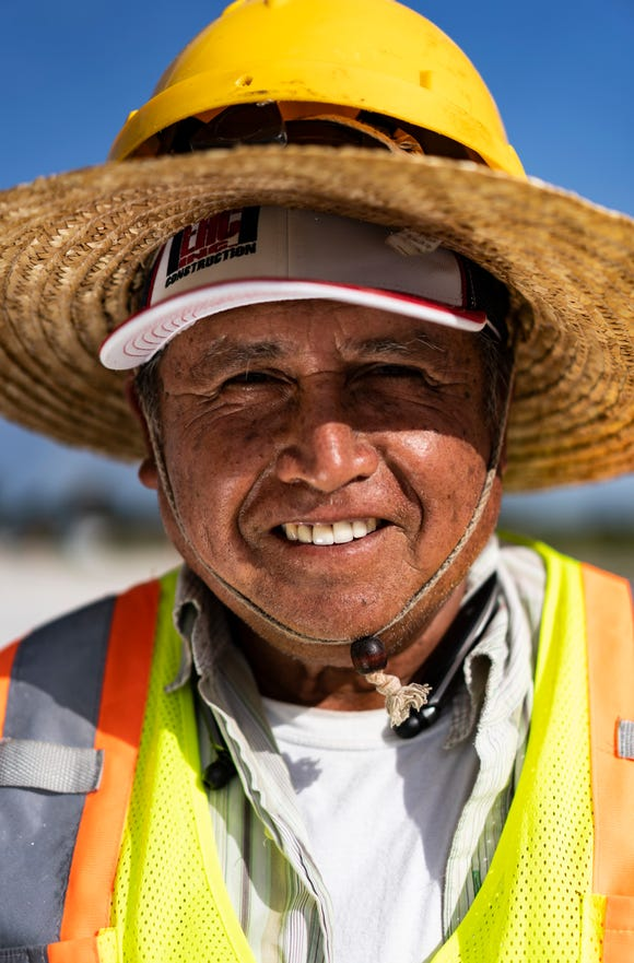 J. Concepcion Santamaria, 64, a native of Mexico.
