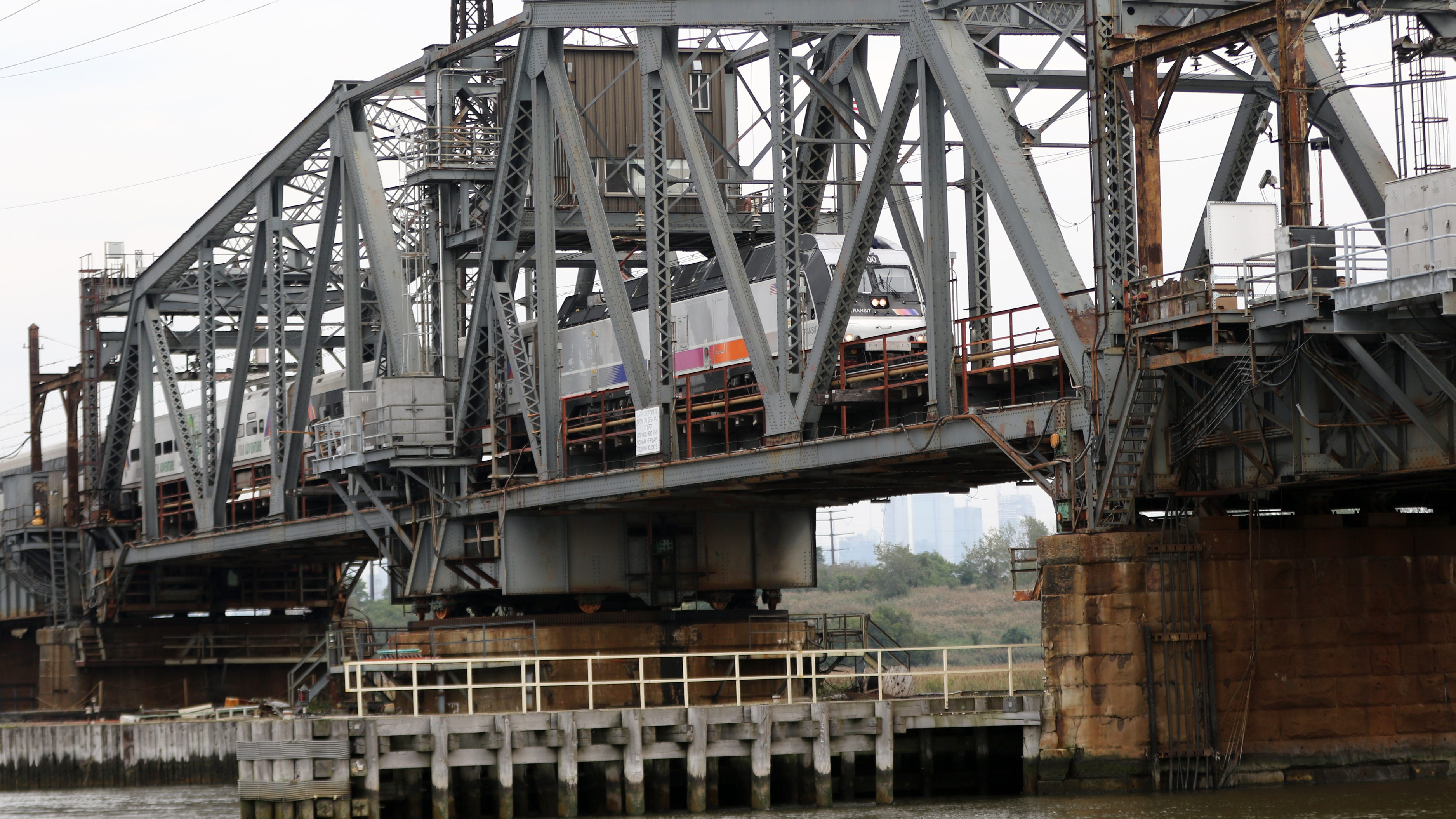 Portal North Bridge