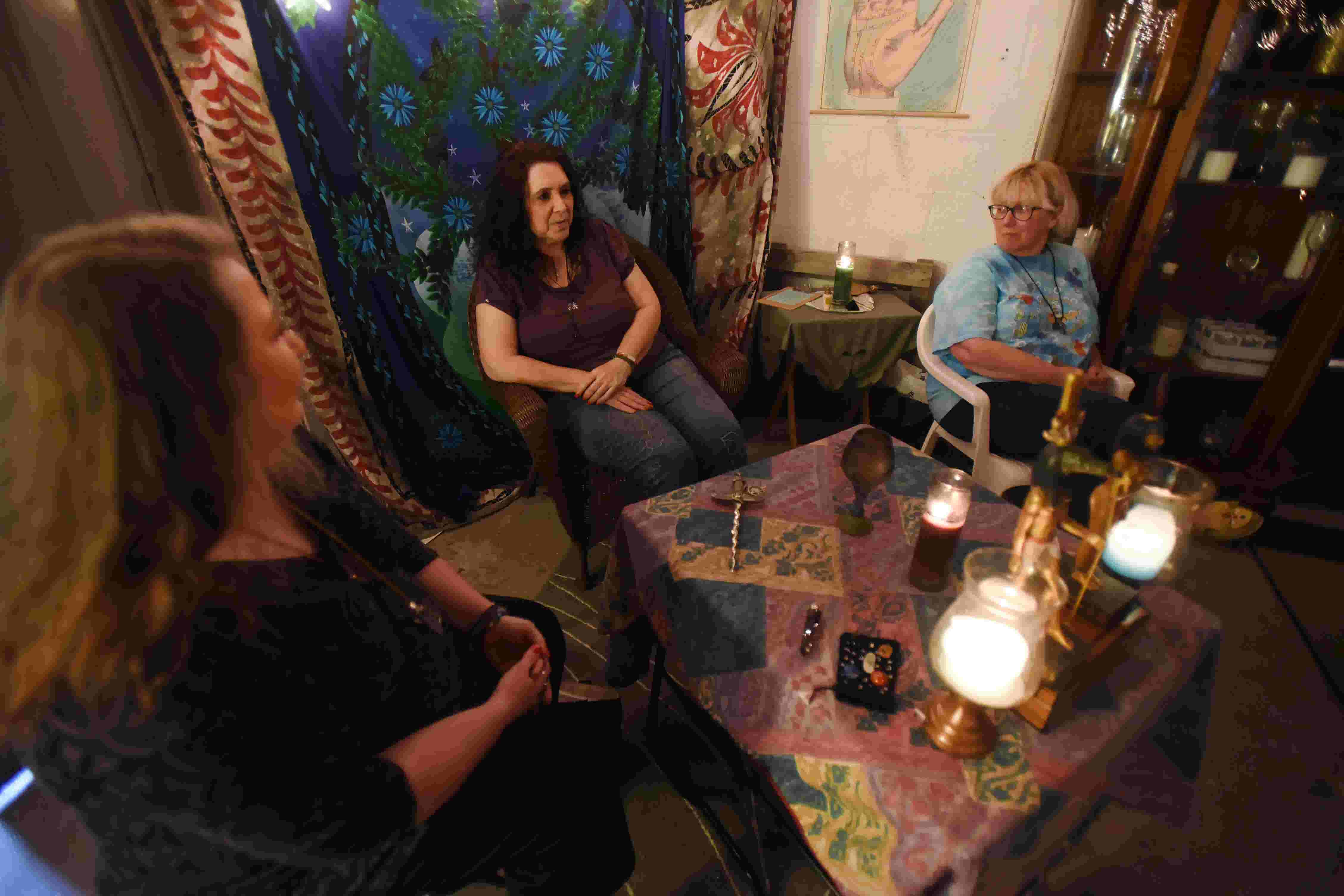 Witches coven in Pequannock preps for Samhain celebration