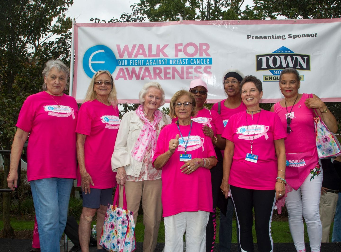 Englewood Health Foundation hosted its 2018 Walk for Awareness and Susan Lucianna Memorial Dog Walk dedicated in memory of Walk for Awareness co-founder Paul Fader, Esq. 10/07/2018
