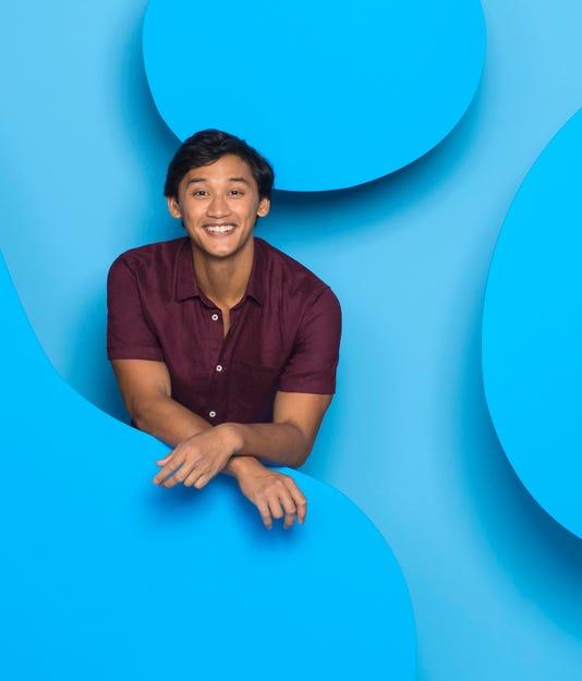New Blue's Clues Host Joshua Dela Cruz