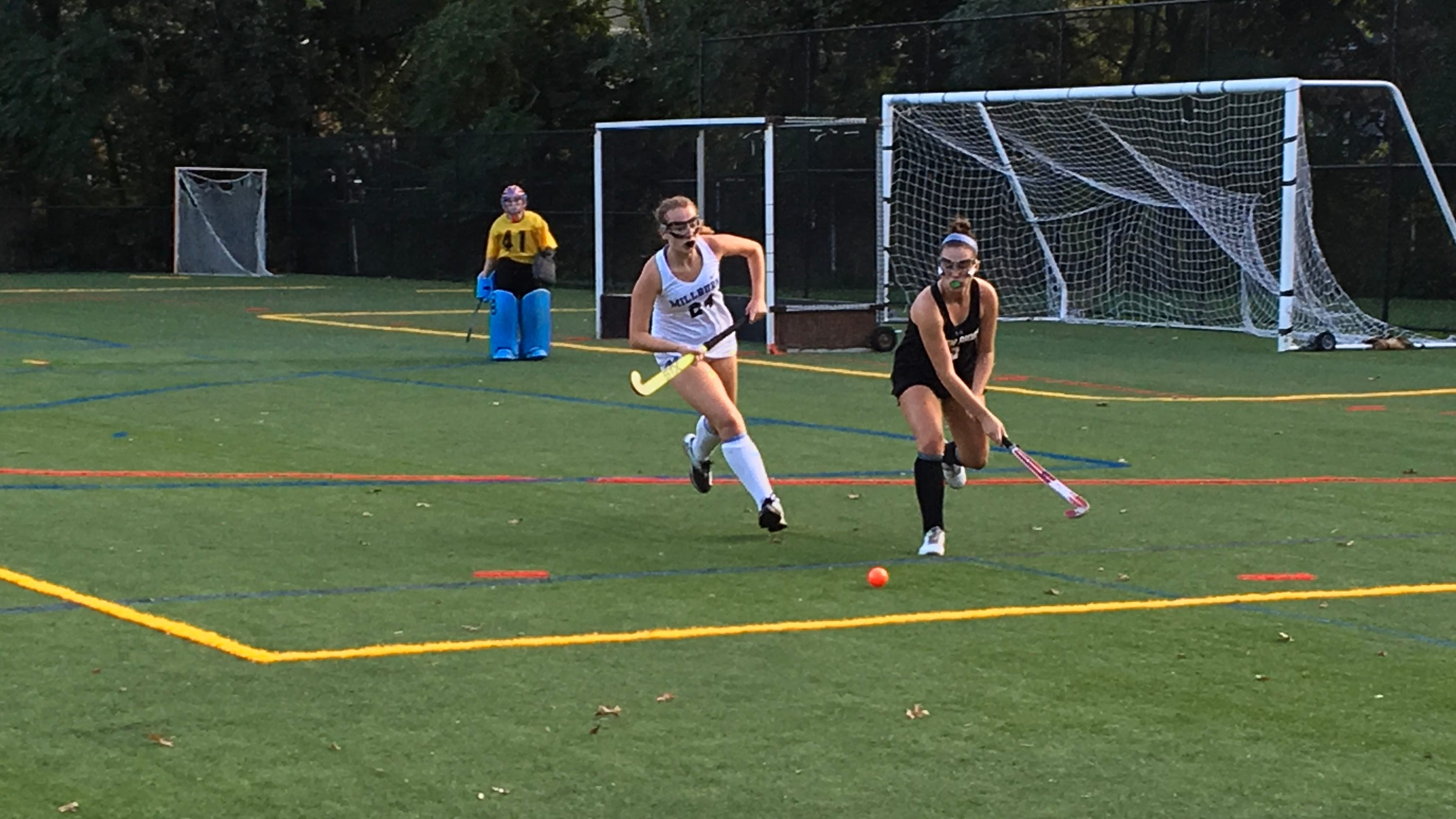 c20e3c092 Millburn field hockey reaches county semifinals with shutout win