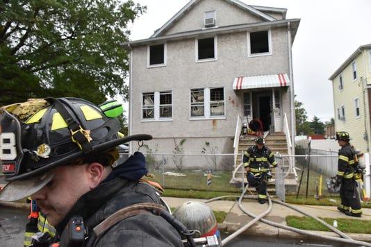 2nd Alarm Fire