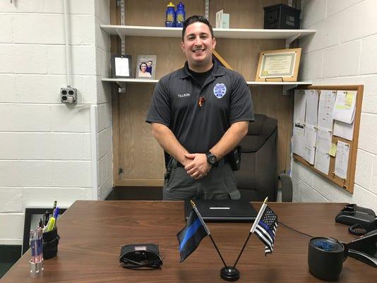Officer Jason Tillson