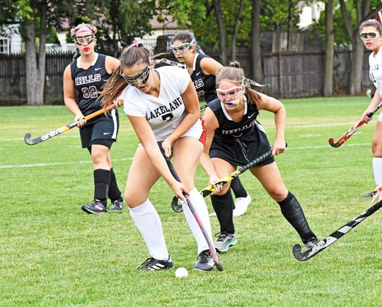 Junior Keira Marks and the top-seed Lakeland Regional field hockey team, face No. 2 seed and two-time defending champions West Milford in Saturday's Passaic County Tournament final at Wayne Hills High School.