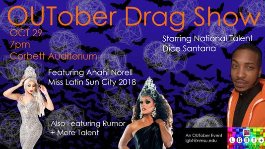 Outober Drag Show