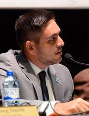 District 3 City Councilor Gabriel Vasquez