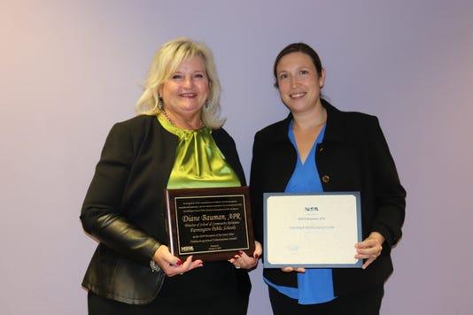 FRM school communications award