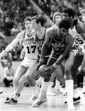 Garfield Heard became a Suns icon for his play against the Boston Celtics in the NBA finals in 1976.