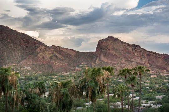 Hike the trails on Camelback Mountain for miles of scenic bliss.