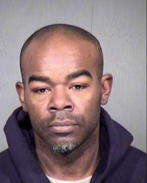 Police are seeking 43-year-old Surprise resident, Jevon T. Mason, for an ongoing forgery investigation and playing a role in two of the three robberies.