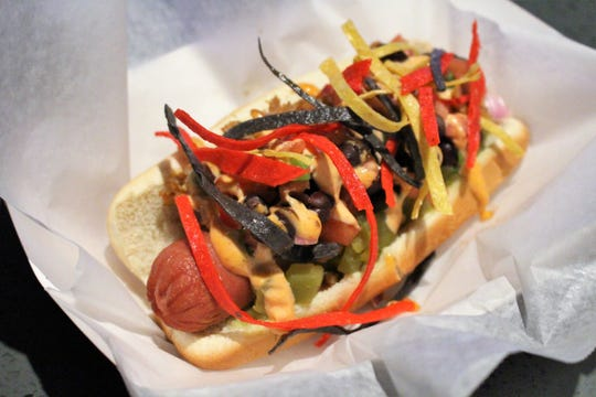 Fans will be able to vote on the final name for the new Signature Hot Dog.