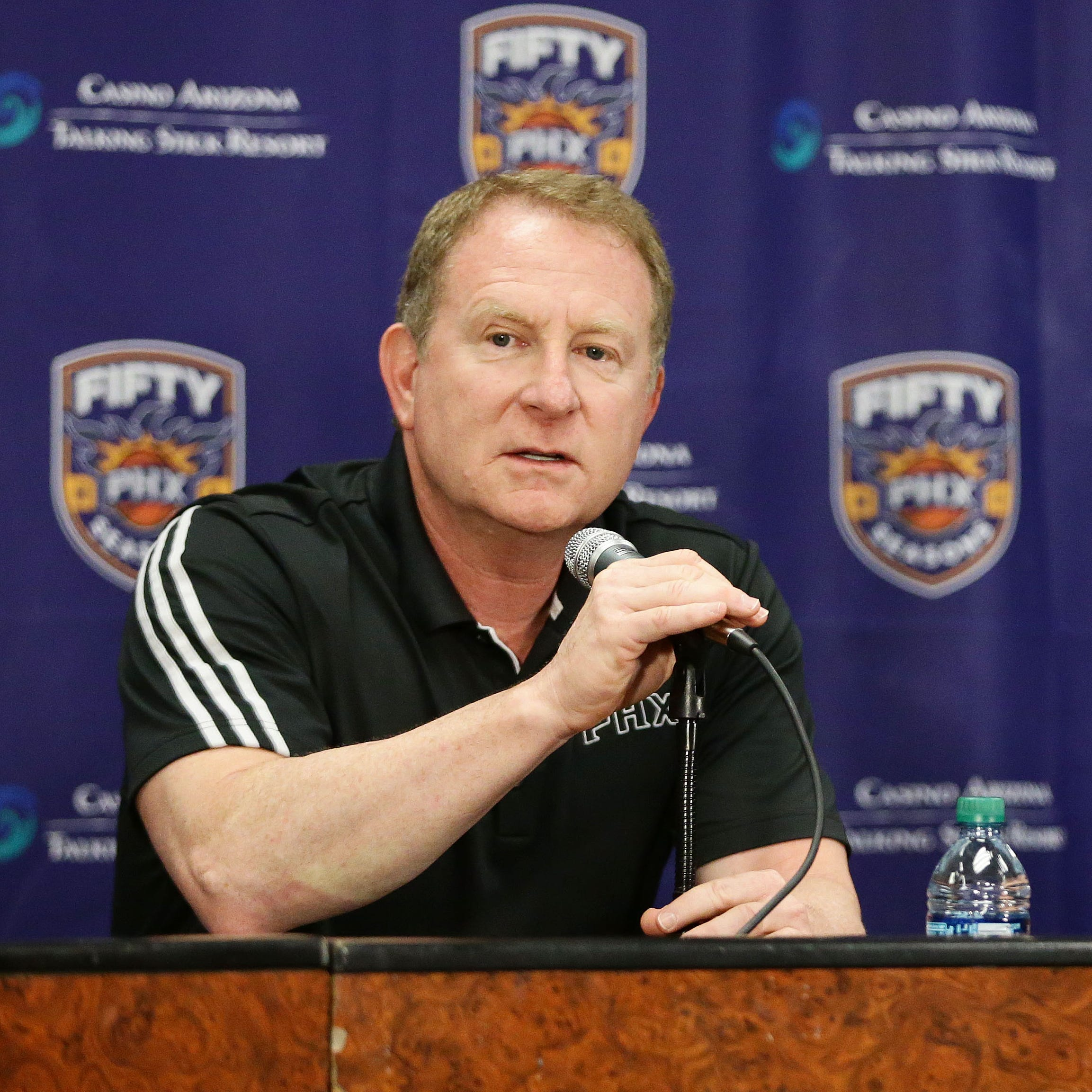Phoenix should call Suns owner Robert Sarver's bluff about moving team