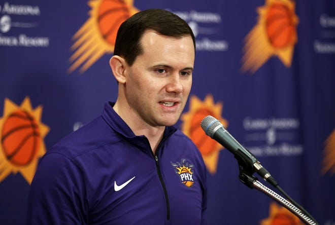 Ryan McDonough is no longer the general manager of the Suns.