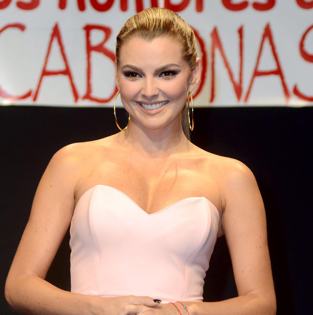 Marjorie de Sousa protagoniza telenovela al lado de Jorge Salinas