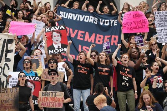 Senate Votes On Confirmation Of Brett Kavanaugh To The Supreme Court
