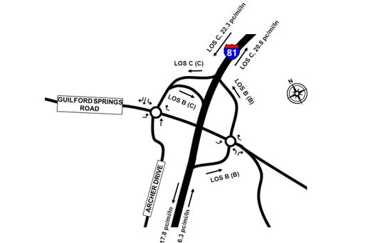 Exit 12 I-81