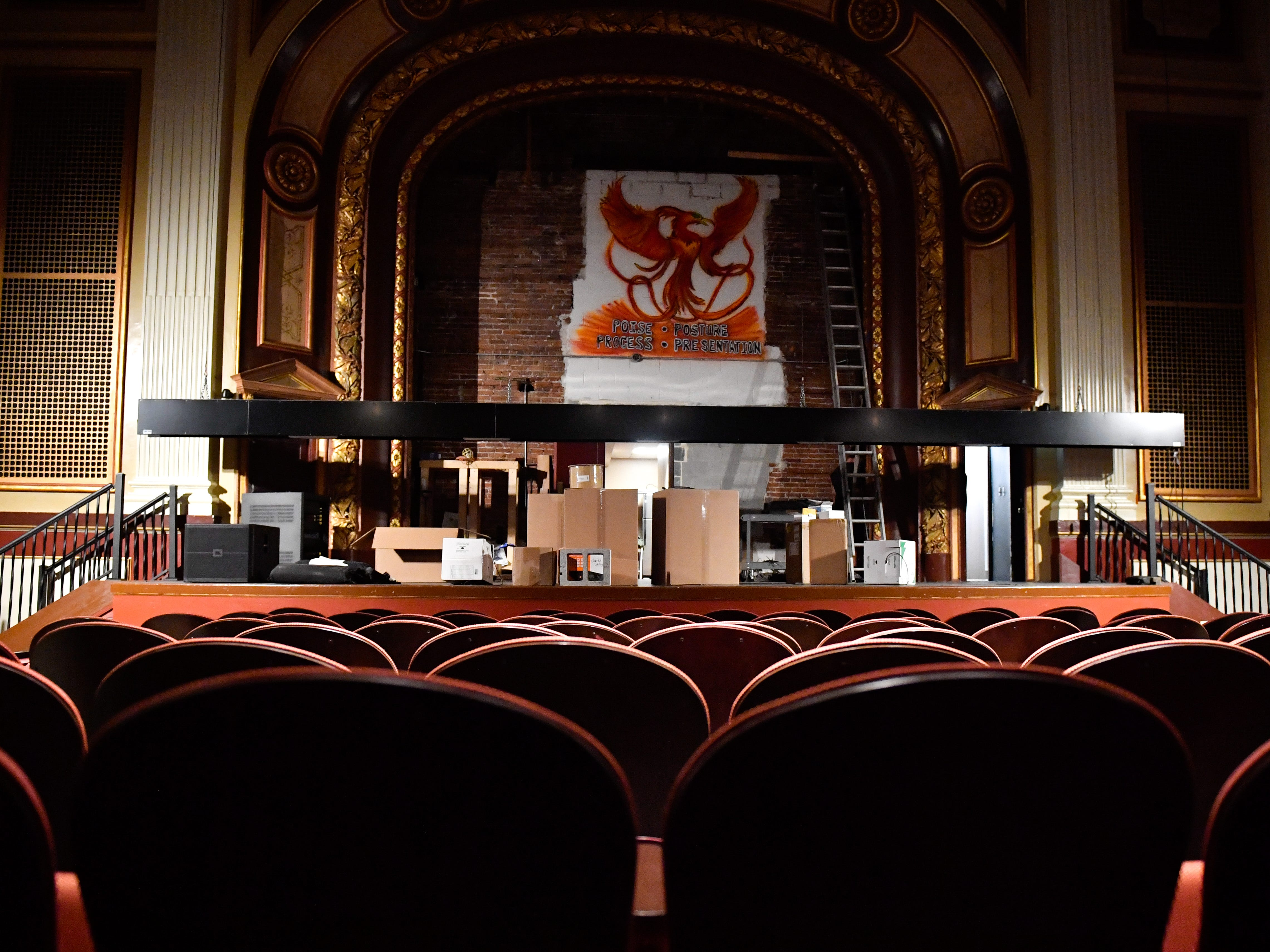 Photos: Capitol Theatre renovations nearing completion