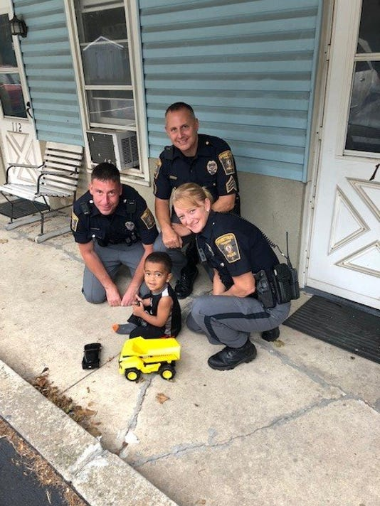 Springettsbury Township police
