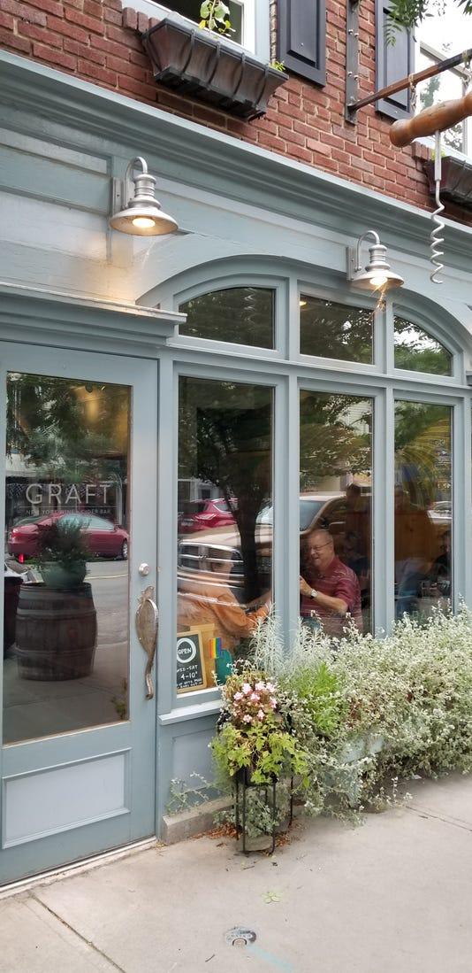 Graft Wine + Cider Bar In Watkins Glen