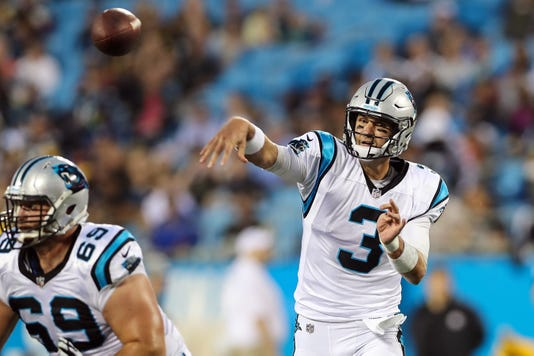Nfl Pittsburgh Steelers At Carolina Panthers