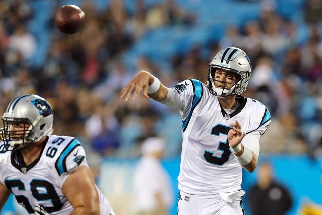 Derek Anderson has been signed by the Bills.