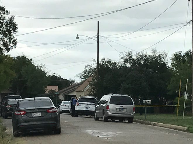 San Angelo Police were conducting a death investigation at a residence in the first block of East 20th Street on Monday, Oct. 8.