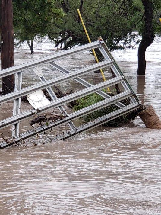 Junction Flooding Gate
