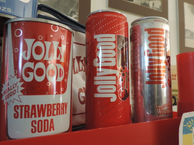 Wisconsin-made Jolly Good Soda was born in the 1970s, discontinued in the early 2000s. But the brand is enjoying a renaissance since its relaunch in 2016, including a sleek upgrade to its cans.