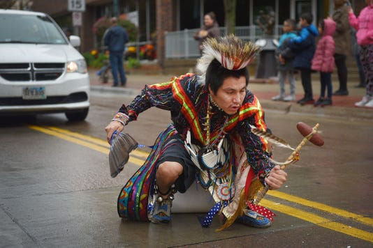 Native Americans Day Parade 037
