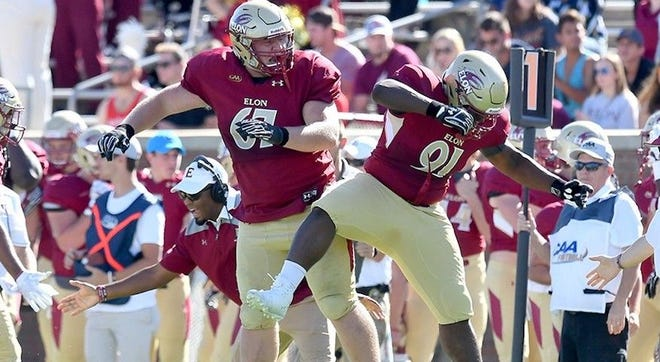 Elon jumps up the rankings after upsetting James Madison